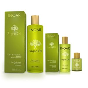 Inoar argan oil haarserum