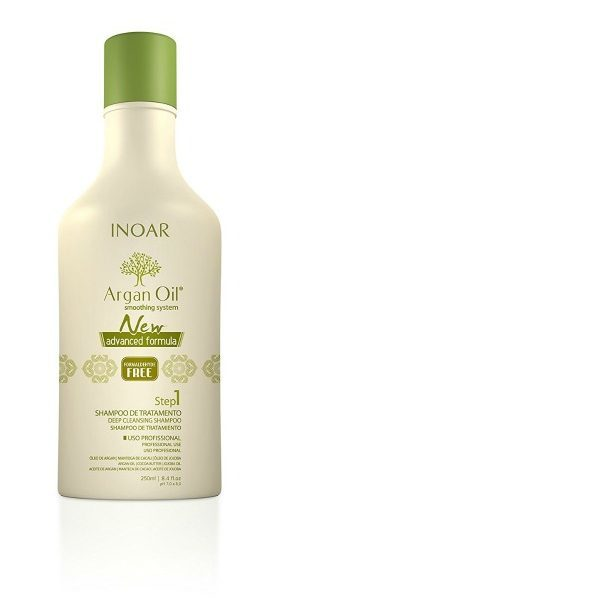 Inoar Argan Oil smoothing system shampoo alleen shampoo 250 ML