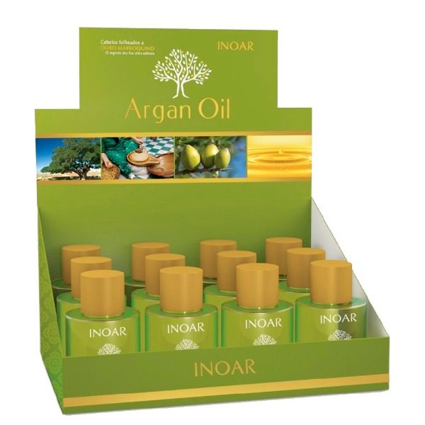 Inoar Argan Oil haarserum 12 x 7 ML