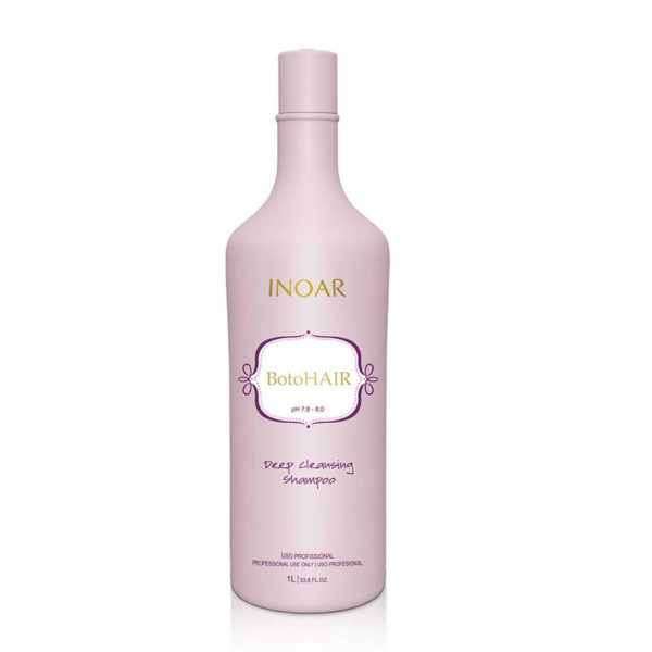 Inoar Boto Hair deep cleansing shampoo 1000 ML