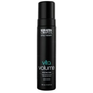 Keratin Complex Style Therapy Vita Volume Boosting haarmousse