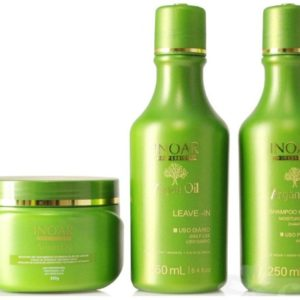 Inoar Argan oil 3 delig met mask