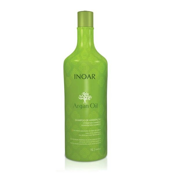 Inoar Argan oil shampoo 1000 ML
