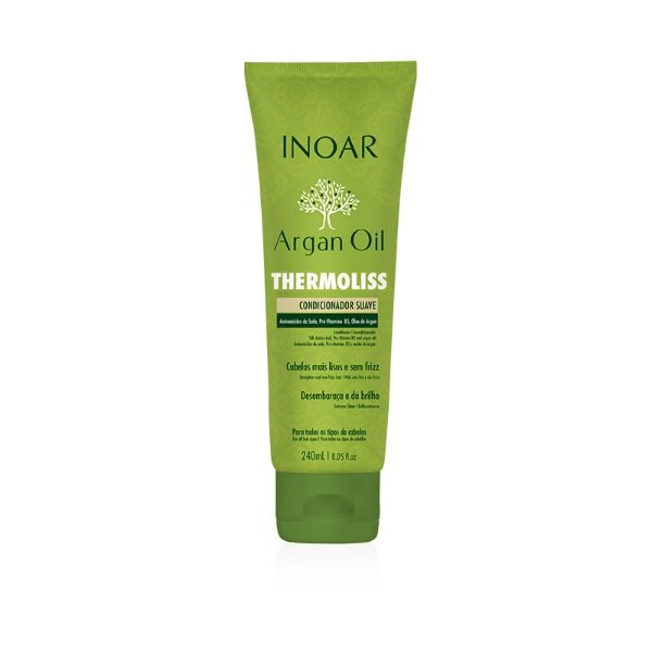 Inoar Argan oil thermoliss conditioner 240 ML