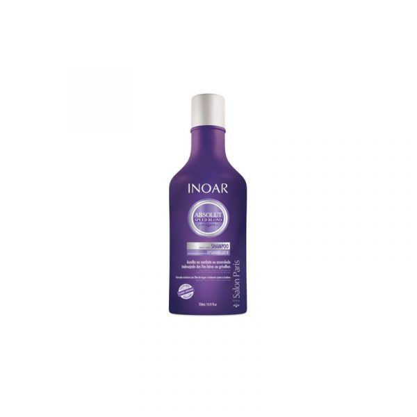 Inoar Speed Blonde zilver shampoo ( 250 ML )