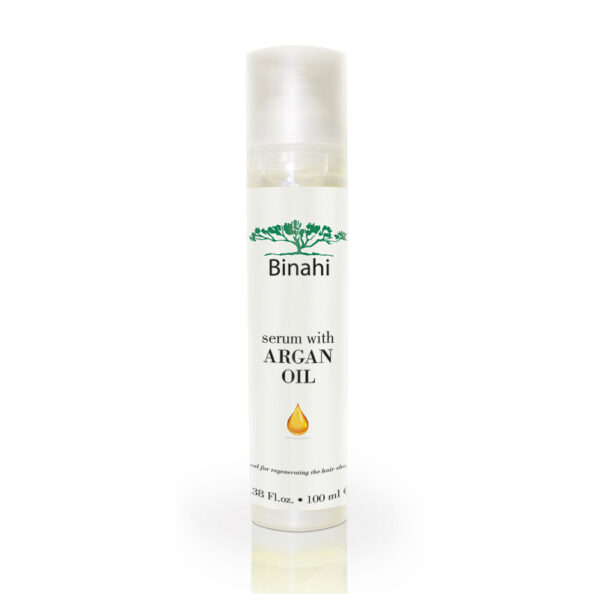 Binahi Serum with Argan Oil haarserum