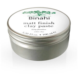 Binahi matt finish clay paste 100 ML