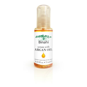 Binahi serum with argan oil 75ML