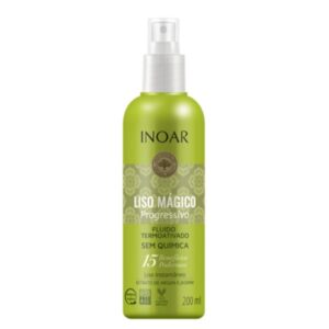 Inoar Liso Magico progressivo Magic straight treatment spray 200 ml.