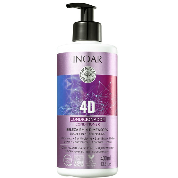 Inoar 4D conditioner 400 ML