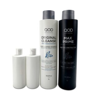 Qod Max Prime s-fiber after treatment keratine Behandeling 2 x 250 ml